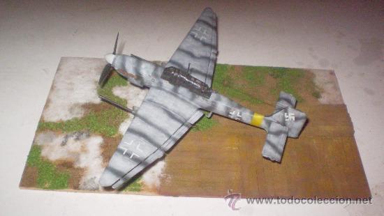JUNKERS JU-87 G-2 STUKA. LUFTWAFFE ESCALA 1/72 (Juguetes - Modelismo y Radio Control - Maquetas - Aviones y Helicópteros)