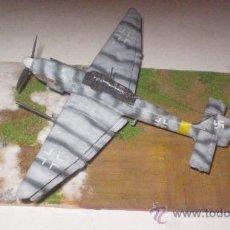 Maquetas: JUNKERS JU-87 G-2 STUKA. LUFTWAFFE ESCALA 1/72. Lote 33284034