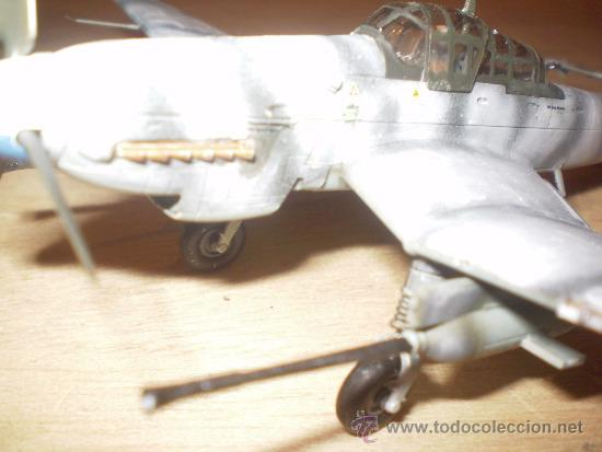 Maquetas: JUNKERS JU-87 G-2 STUKA. LUFTWAFFE ESCALA 1/72 - Foto 8 - 33284034