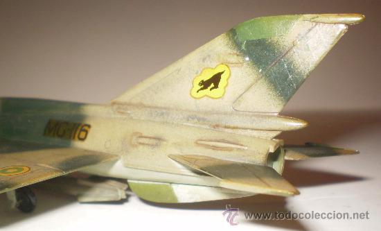 Maquetas: MIKOYAN GUREVICH MIG-21. FUERZA AÉREA DE FINLANDIA. ESCALA 1/72 - Foto 6 - 33367138