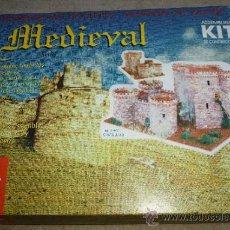 Maquetas: CASTILLO Nº 3 - REF 40903 - DOMUS-KITS - SERIE MEDIEVAL ¡PRECINTADO!. Lote 36064023