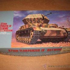 Maquetas: FLACKPANZER IV OSTWIND / GERMAN ARMY MAQUETA ESCALA 1:72 HASEGAWA. Lote 36199353