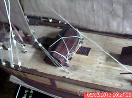 Maquetas: Maqueta del pesquero Sainte Marie Mejorada - Foto 2 - 36294811