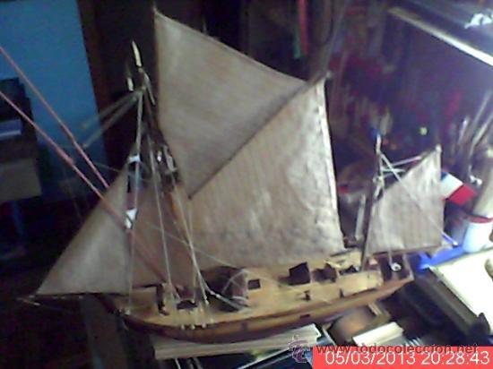 Maquetas: Maqueta del pesquero Sainte Marie Mejorada - Foto 4 - 36294811