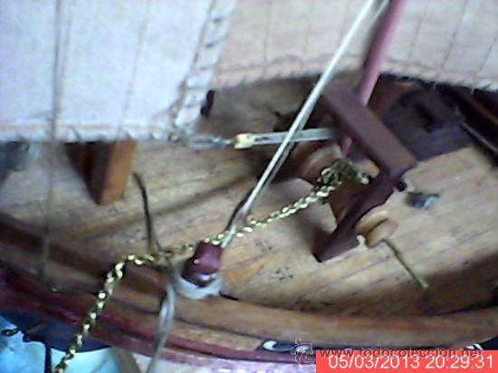 Maquetas: Maqueta del pesquero Sainte Marie Mejorada - Foto 5 - 36294811