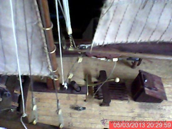 Maquetas: Maqueta del pesquero Sainte Marie Mejorada - Foto 3 - 36294811