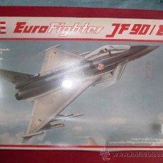 Maquetas: KIT PARA MONTAR EUROFIGHTER JF 90 / EFA DE REVELL ESCALA 1/72 DE 1989. NUEVO EN SU CAJA PRESCINTADA.. Lote 36313589