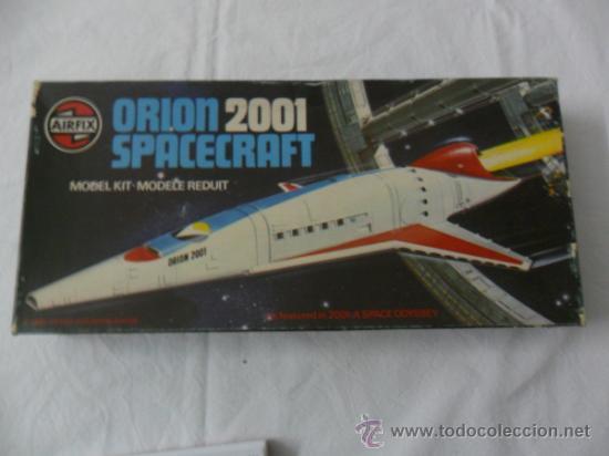 ORION 2001 SPACECRAFT 1/144 AIRFIX REF - 17TH EDITION (1980): 05171-6 VINTAGE AÑO 1980 (Juguetes - Modelismo y Radiocontrol - Maquetas - Otras Maquetas)