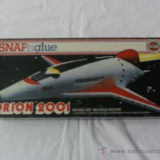 Maquetas: ORION 2001 SPACECRAFT SNAP NGLUE 1/144 AIRFIX REF 05175-8 VINTAGE AÑO 1980. Lote 36871191