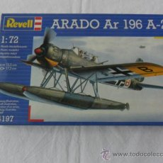 Maquetas: ARADO AR 196 A-2 1/72 REVELL04197. Lote 36872022