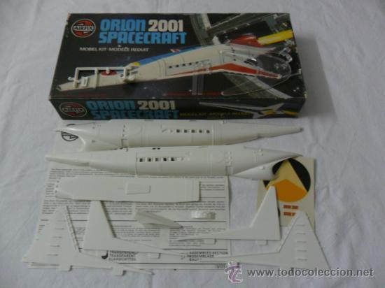 Maquetas: ORION 2001 SPACECRAFT 1/144 AIRFIX Ref - 17th Edition (1980): 05171-6 VINTAGE AÑO 1980 - Foto 2 - 36870515