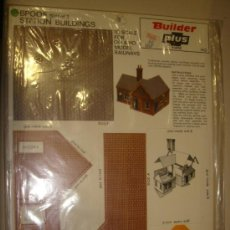 Maquetas: BUILDER PLUS. BPOO5. STATION BUILDINGS. Lote 37452151
