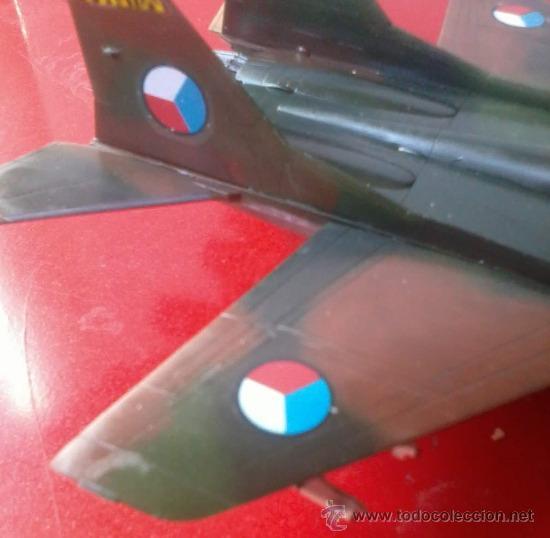 Maquetas: MIKOYAN GUREVICH MIG-29 FULCRUM. FUERZAA AÉREA CHECA. ESCALA 1/72 - Foto 4 - 37904402