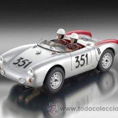 Maquetas: PORSCHE 550 SPYDER MILLE MIGLIA 1954 - REVELL MONOGRAM. Lote 37956692