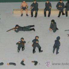 Maquettes: DESGUACE DE SOLDADOS E=1:43. Lote 181960236