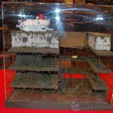 Maquetas: DIORAMA DEL BATISCAFO DE PROFUNDIDAD ALVIN EN EL RMS TITANIC. Lote 38369975