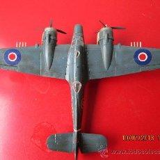 Maquetas: BRISTOL BEAUFIGHTER MK.X. RAF COASTAL COMMAND. MATCHBOX. ESCALA 1/72. Lote 38311666