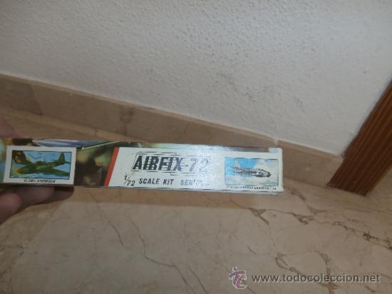 Maquetas: MAQUETA - MAQUETA AIRFIX - 72 SCALE SWORDFISH- FAIREY SWORDFISH MADE IN ENGLAND, 111-1 - Foto 5 - 39278021