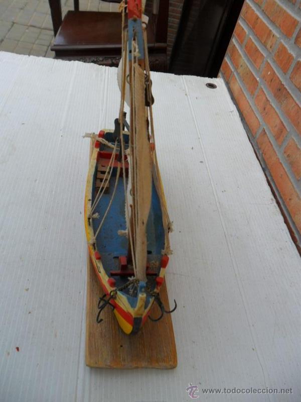 Maquetas: maqueta de barco velero madera - Foto 2 - 39371757