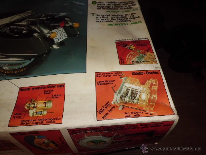 Maquetas: fantastica moto guzzi v-850 california protar provini año 1972 esc. 1/6 leer descrip. ver fotos - Foto 26 - 153475704