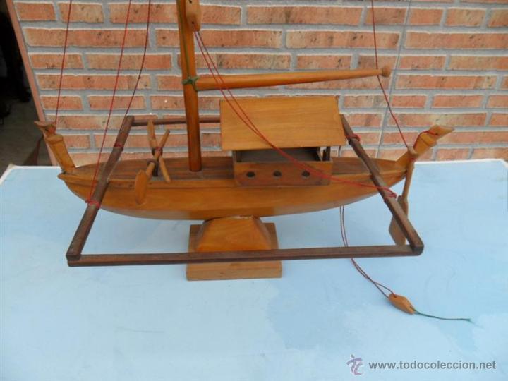 Maquetas: maqueta barco madera - Foto 2 - 39664085