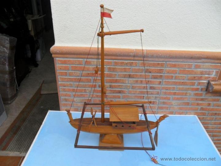 Maquetas: maqueta barco madera - Foto 3 - 39664085