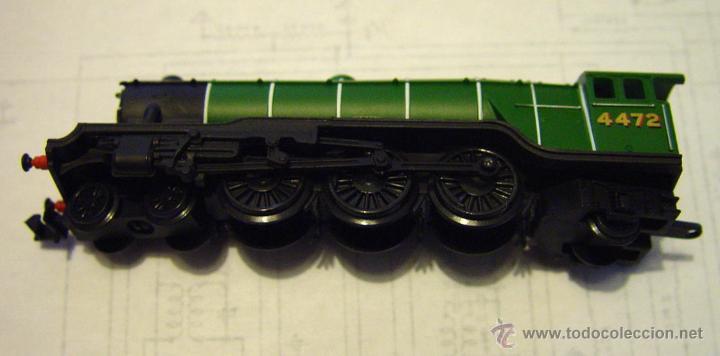 Maquetas: Colección. De 50 maquinas Locomotoras de tren. Historia del Ferrocarril. Trenes..sanna - Foto 3 - 39885757
