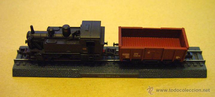 Maquetas: Colección. De 50 maquinas Locomotoras de tren. Historia del Ferrocarril. Trenes..sanna - Foto 4 - 39885757