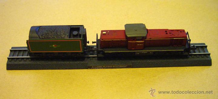Maquetas: Colección. De 50 maquinas Locomotoras de tren. Historia del Ferrocarril. Trenes..sanna - Foto 5 - 39885757