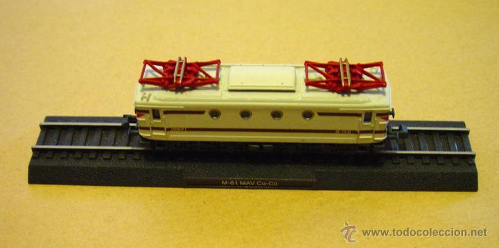 Maquetas: Colección. De 50 maquinas Locomotoras de tren. Historia del Ferrocarril. Trenes..sanna - Foto 6 - 39885757
