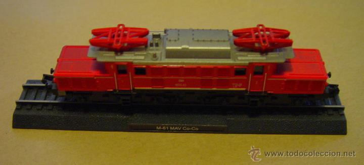 Maquetas: Colección. De 50 maquinas Locomotoras de tren. Historia del Ferrocarril. Trenes..sanna - Foto 7 - 39885757