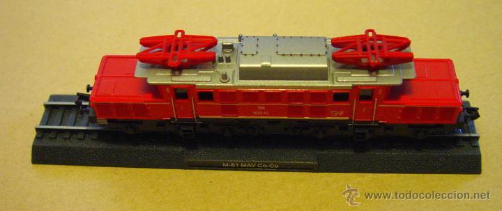 Maquetas: Colección. De 50 maquinas Locomotoras de tren. Historia del Ferrocarril. Trenes..sanna - Foto 11 - 39885757