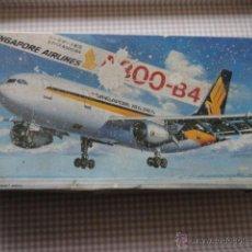 Maquetas: MAQUETA AVION A300-B4 HASEGAWA HOBBY KITS LOVE LINER LEER DESCRPCON. Lote 39920898