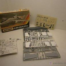 Maquetas: MAQUETA AVION PK-121 A-10A FAIRCHILD 1/72 MATCHBOX 1983. Lote 39966134