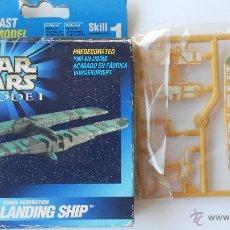 Maquetas: STAR WARS EPISODIO 1.TRADE FEDERATION.LANDING SHIP AMT.ERTL.MINI MAQUETA.. Lote 40051175