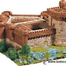 Maquetas: CASTILLO DE AREVALO REF: 1005 MAQUETA REPRODUCCIONES MONUMENTOS - ARTICULO NUEVO . Lote 120484792