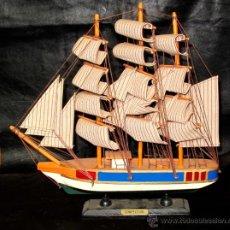 Models - BARCO DE VELA. MAQUETA DE MADERA - 40685179
