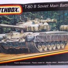 Maquetas: LOTE MAQUETA/ TANQUE / CARRO DE COMBATE T-80 B SOVIETICO - AIRFIX ESCALA 1/72 . Lote 40796470