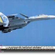 Maquetas: HASEGAWA - SU-27 FLANKER UKRAINIAN AIR FORCE 1/72. Lote 41392430