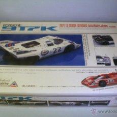 Maquetas: UM #MC72-2000. ESCALA 1/24. COCHE PORSCHE 917K ESCALA 1:24 SALZBURG TEAM/MARTINI TEAM. Lote 41451318
