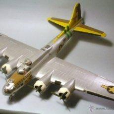 Maquetas: AIRFIX. ESCALA 1/72. AVION BOEING B-17G FLYING FORTRESS. MAQUETA MONTADA Y PINTADA.. Lote 126518698