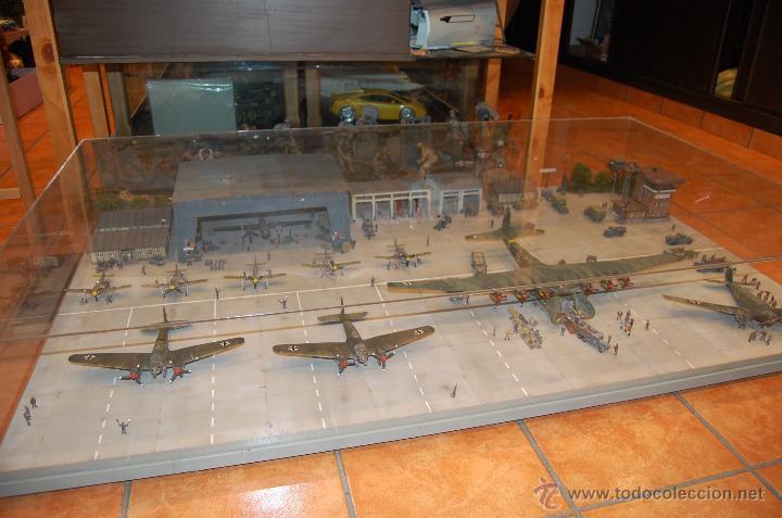 Maquetas: Diorama Aeródromo de Tempelhof, en la II Guerra mundial. (Recogida por parte del cliente) - Foto 2 - 41526193