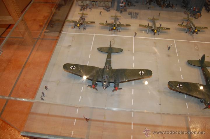 Maquetas: Diorama Aeródromo de Tempelhof, en la II Guerra mundial. (Recogida por parte del cliente) - Foto 3 - 41526193