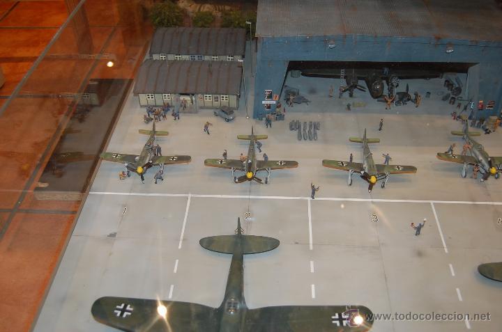 Maquetas: Diorama Aeródromo de Tempelhof, en la II Guerra mundial. (Recogida por parte del cliente) - Foto 4 - 41526193