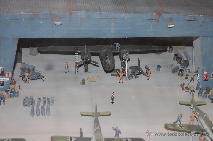 Maquetas: Diorama Aeródromo de Tempelhof, en la II Guerra mundial. (Recogida por parte del cliente) - Foto 5 - 41526193
