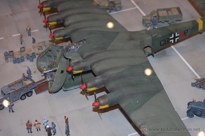 Maquetas: Diorama Aeródromo de Tempelhof, en la II Guerra mundial. (Recogida por parte del cliente) - Foto 11 - 41526193