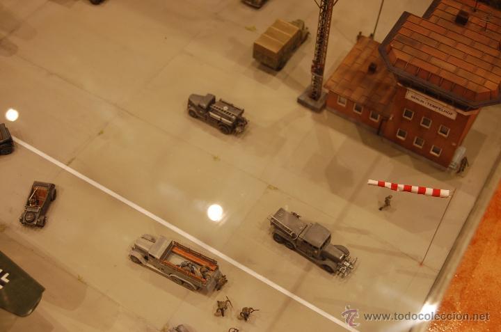 Maquetas: Diorama Aeródromo de Tempelhof, en la II Guerra mundial. (Recogida por parte del cliente) - Foto 12 - 41526193