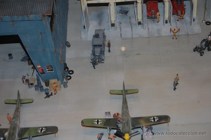 Maquetas: Diorama Aeródromo de Tempelhof, en la II Guerra mundial. (Recogida por parte del cliente) - Foto 18 - 41526193