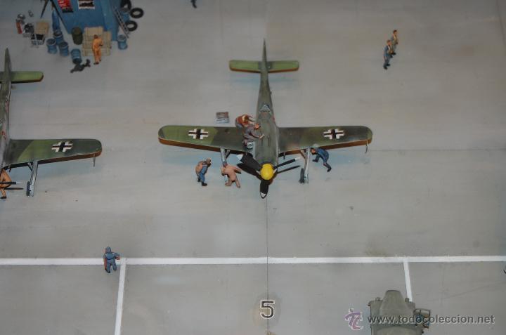 Maquetas: Diorama Aeródromo de Tempelhof, en la II Guerra mundial. (Recogida por parte del cliente) - Foto 19 - 41526193