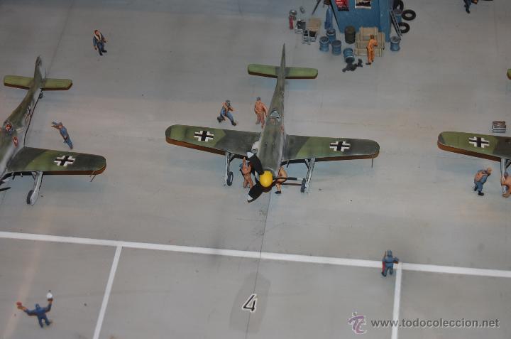 Maquetas: Diorama Aeródromo de Tempelhof, en la II Guerra mundial. (Recogida por parte del cliente) - Foto 20 - 41526193
